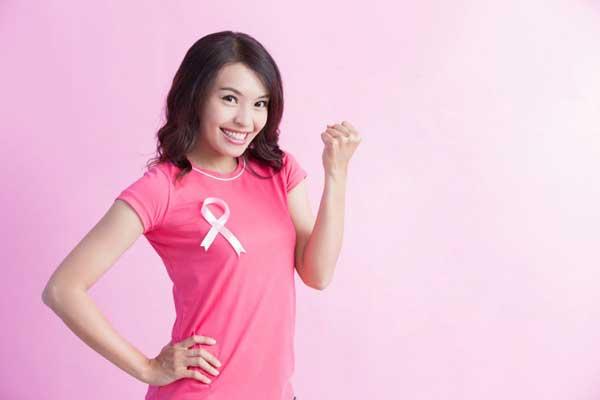ung thư vú chữa khỏi được không